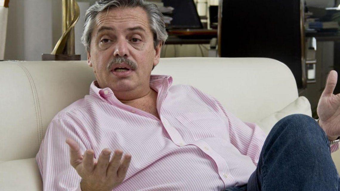 Alberto Fernández desayunó con Alicia Kirchner y dijo que no hace falta impulsar ninguna reforma de la Constitución
