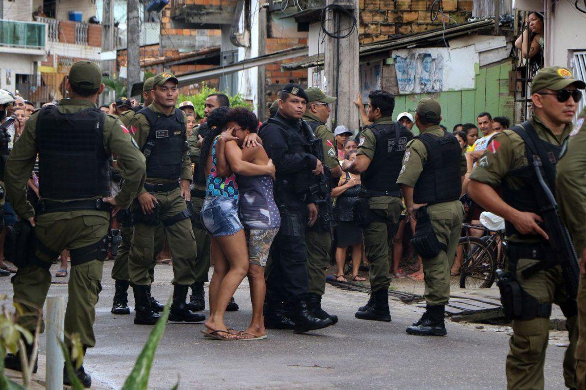 Once muertos por ataque en un bar en Brasil
