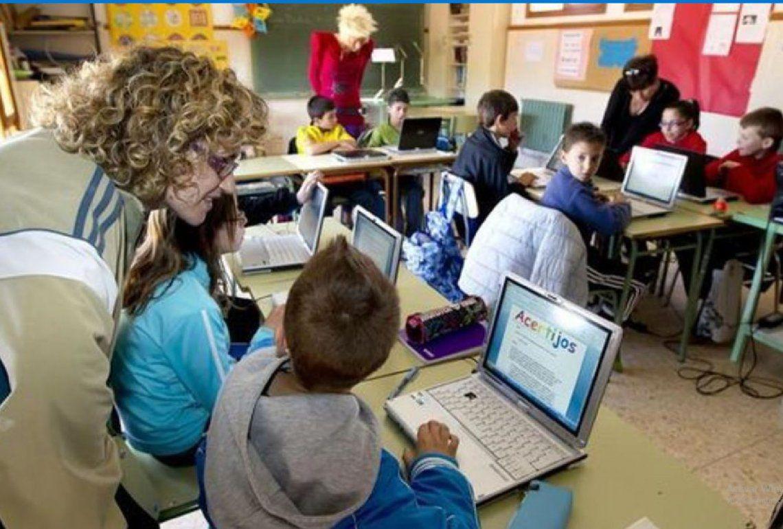 Lanús: ampliarán la conexión a Internet en las escuelas