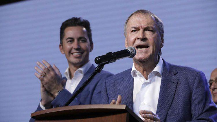 Schiaretti reiteró ayer sus expresiones del domingo 12 de mayo, cuando arrasó en las elecciones provinciales.
