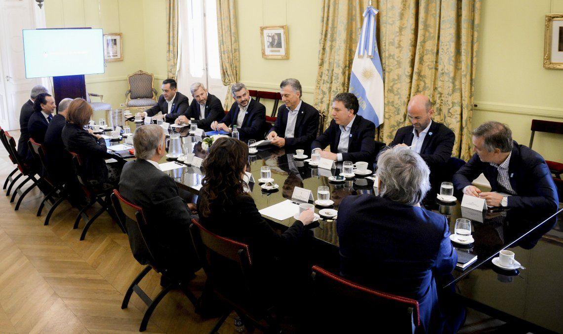 La reunión de Gabinete de ayer en la que no pasaron por alto el anuncio del fin de semana.