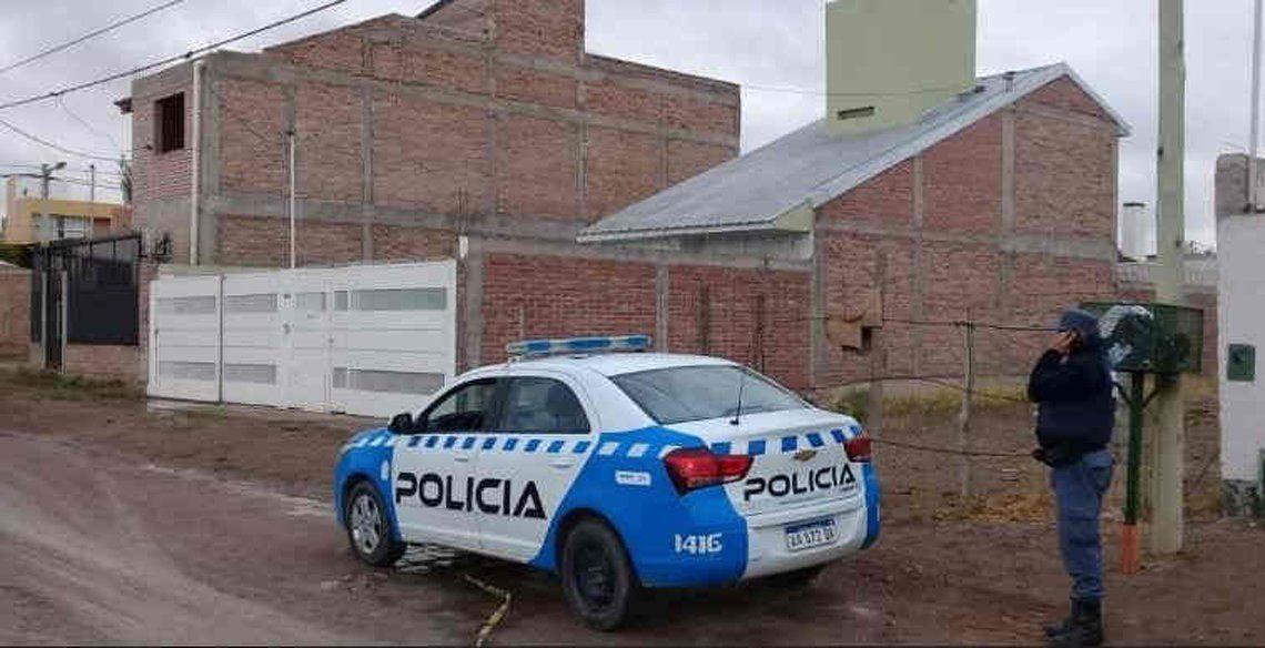 Jimena fue asesinada en una vivienda situada en la calle Picún Luefú 585