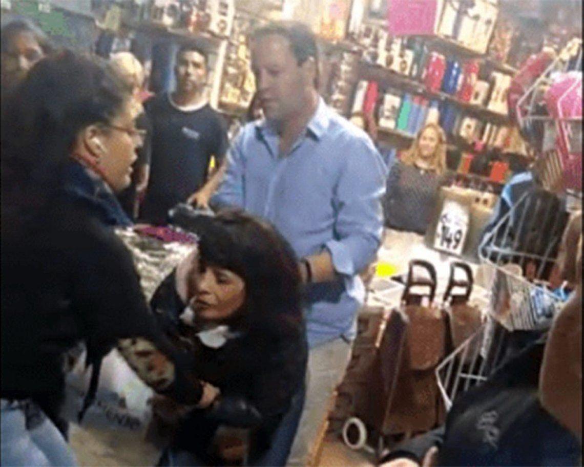 Quilmes: una ladrona tiene en vilo a vecinos y comerciantes de San Francisco Solano