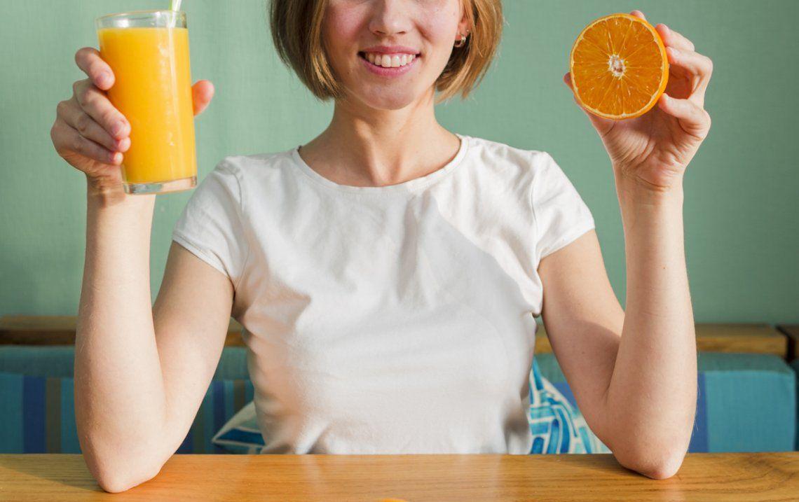 El jugo de naranja no es tan beneficioso para la salud como se cree