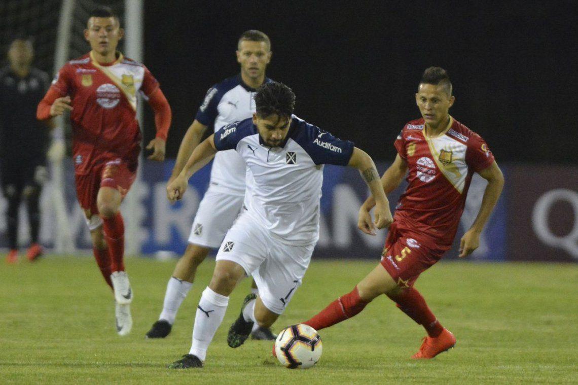 Independiente cayó ante Rionegro Águilas, pero dejó abierta la segunda fase de la Copa Sudamericana