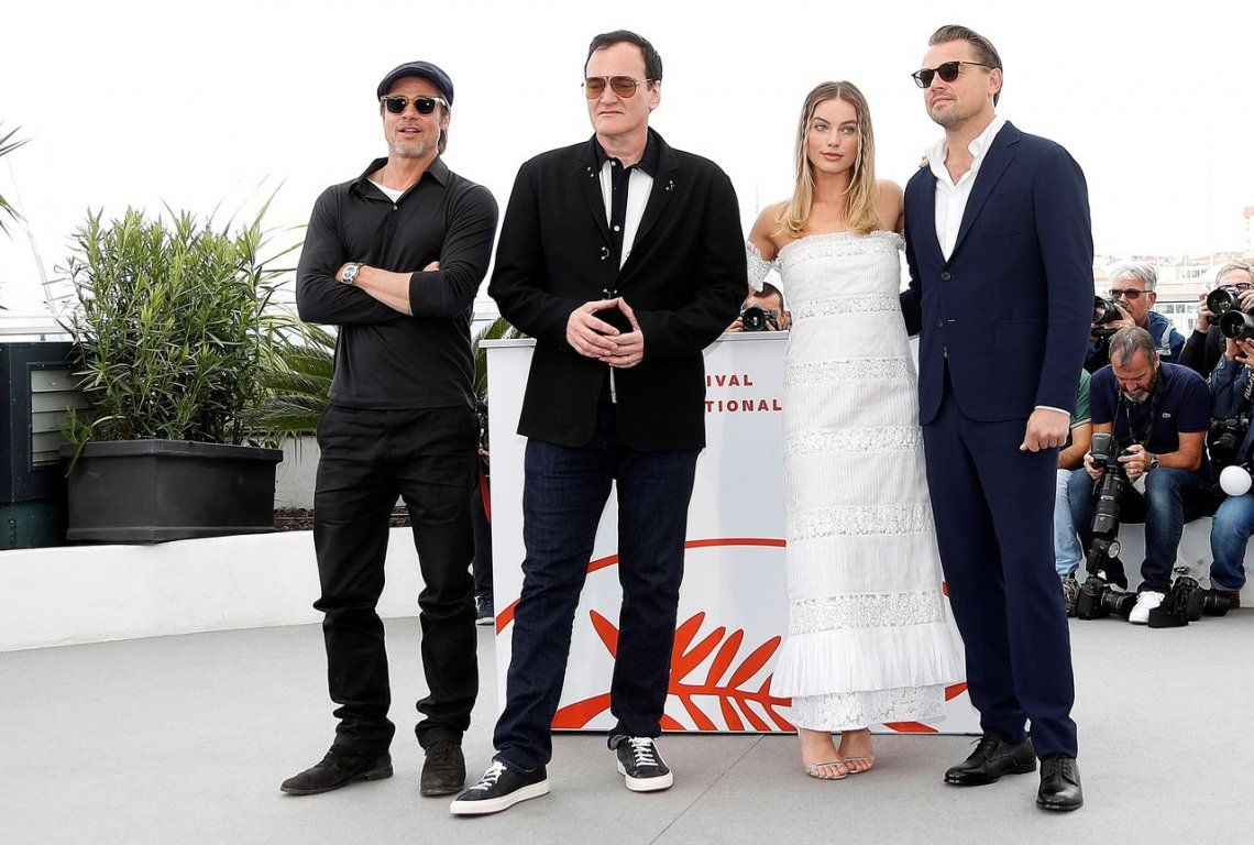 Ovación de 6 minutos para Tarantino por su nuevo film en el Festival de Cannes