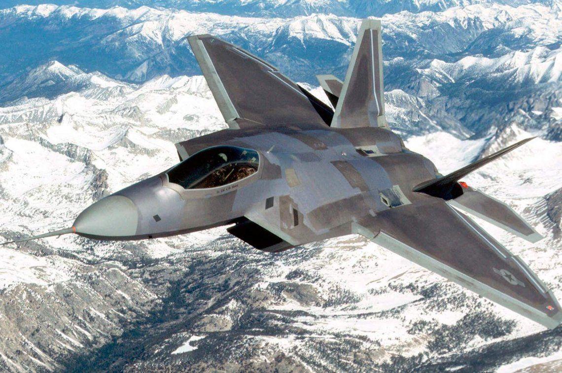 La Fuerza Aérea de EE.UU. interceptó 6 aviones militares rusos cerca de Alaska