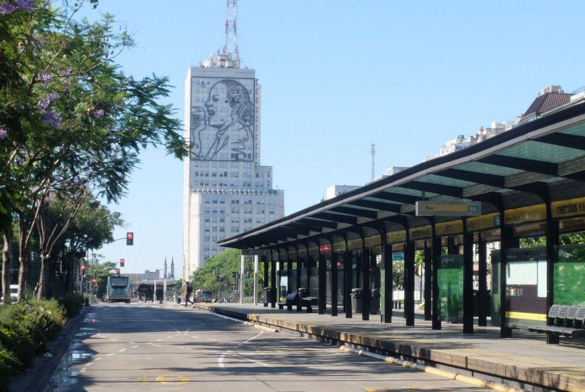 Paro General: qué transportes y servicios no funcionarán el miércoles 29 de mayo