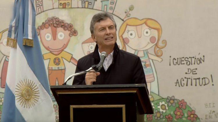 Mauricio Macri prometió tres mil jardines pero hizo apenas tres