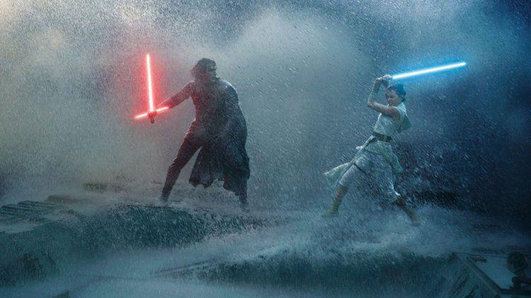 Star Wars: nuevas imágenes de The Rise of Skywalker