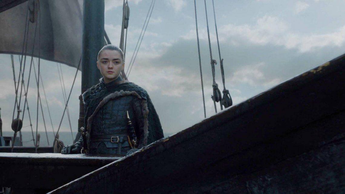 Game of Thrones: ¿el spin-off nos mostrará a Arya fuera de Westeros?
