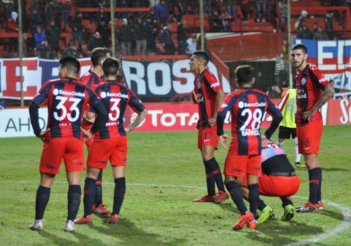 Batacazo: San Lorenzo cayó ante Estudiantes de San Luis y se despide de la Copa Argentina