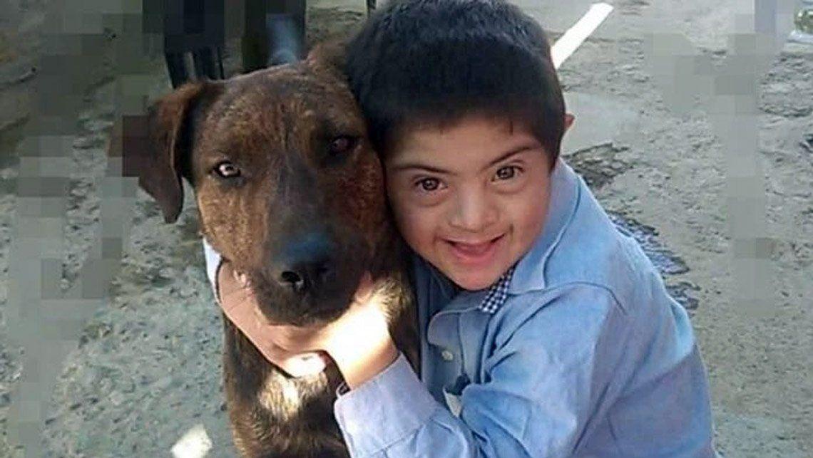 Envenenaron y mataron al perro guía de un niño con síndrome de Down