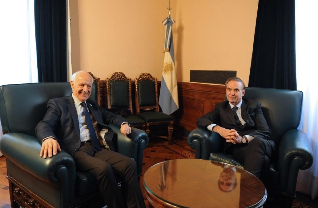 Lavagna dio marcha atrás: Con Alternativa Federal no hubo ruptura, sino fijación de diferencias