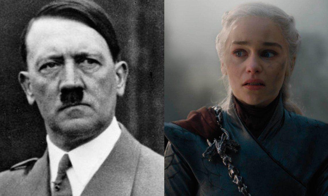 Game of Thrones: Emilia Clarke se inspiró en Hitler para el último episodio