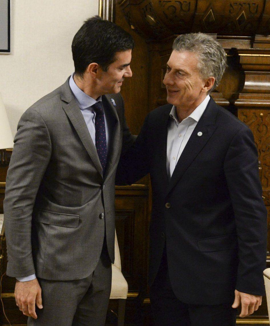 Tras la reunión con Macri, Urtubey negó un acercamiento de cara a las elecciones: Vamos a competir con el Presidente