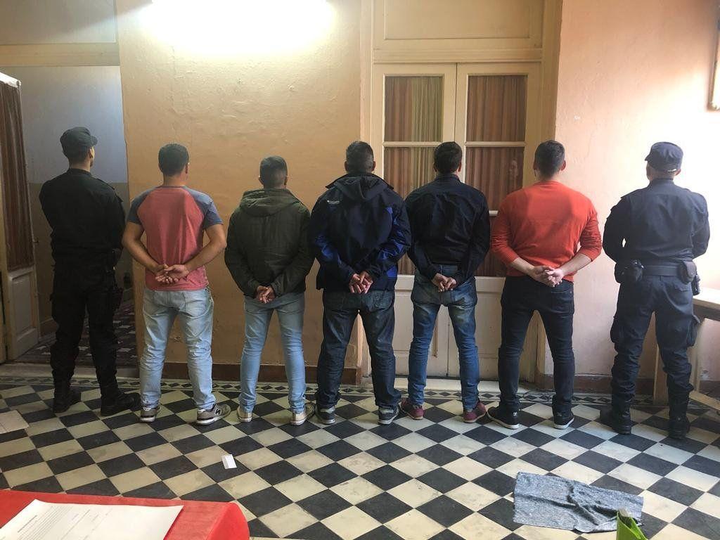 Persecución mortal en San Miguel del Monte: ya son siete los policías detenidos por las muertes de los cuatro jóvenes