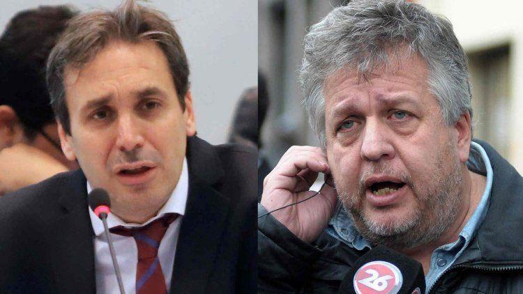 Ramos Padilla pidió desafuero y remoción del fiscal Stornelli