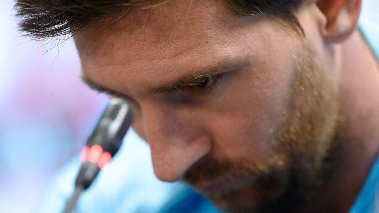 Quiero seguir en Barcelona: he tenido decepciones con Argentina y lo sigo intentando