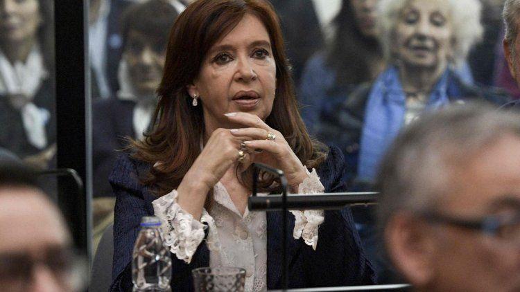 Autorizan a Cristina a no concurrir a la segunda audiencia del juicio