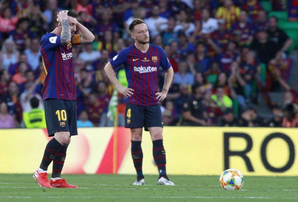 Copa del Rey: Valencia eliminó a Barcelona, vuelve a levantar este trofeo 11 años después y por octava vez