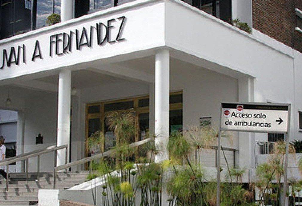 El Hospital Fernández fue escenario