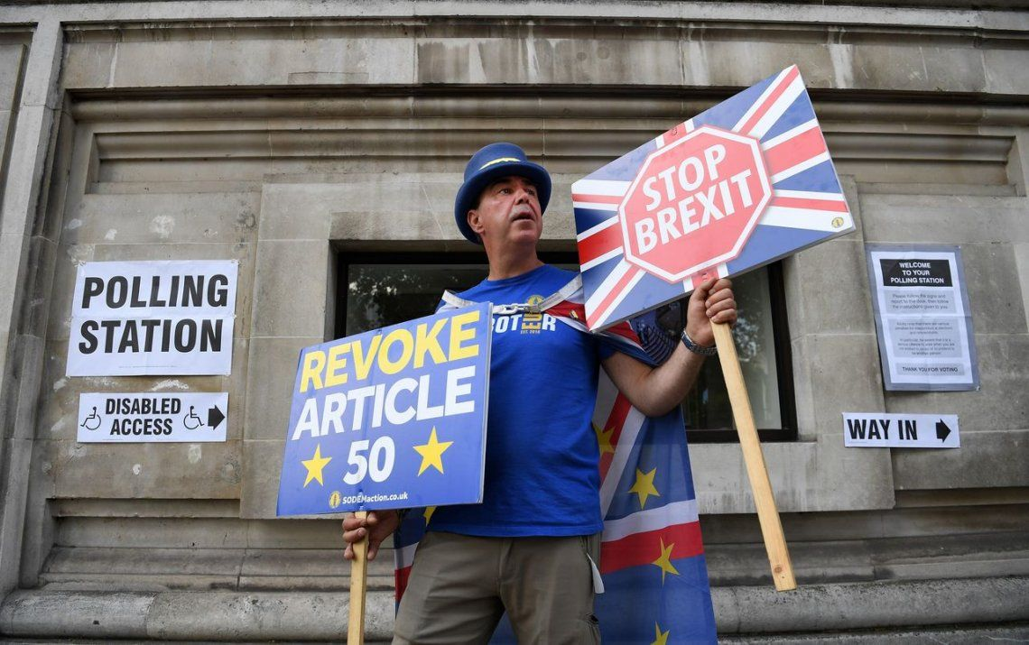 Unión Europea: los países miembro definen en las urnas el futuro del bloque