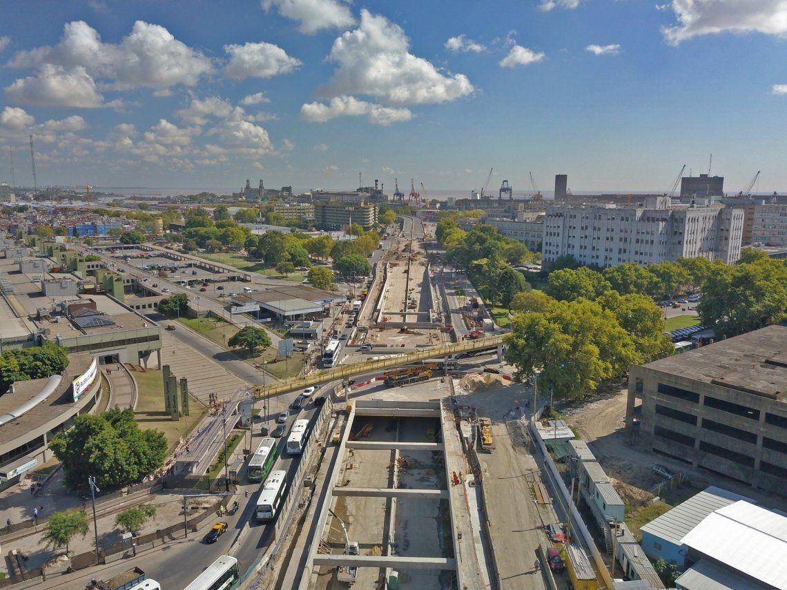 El Paseo del Bajo: cómo es la nueva autopista que suma la Ciudad