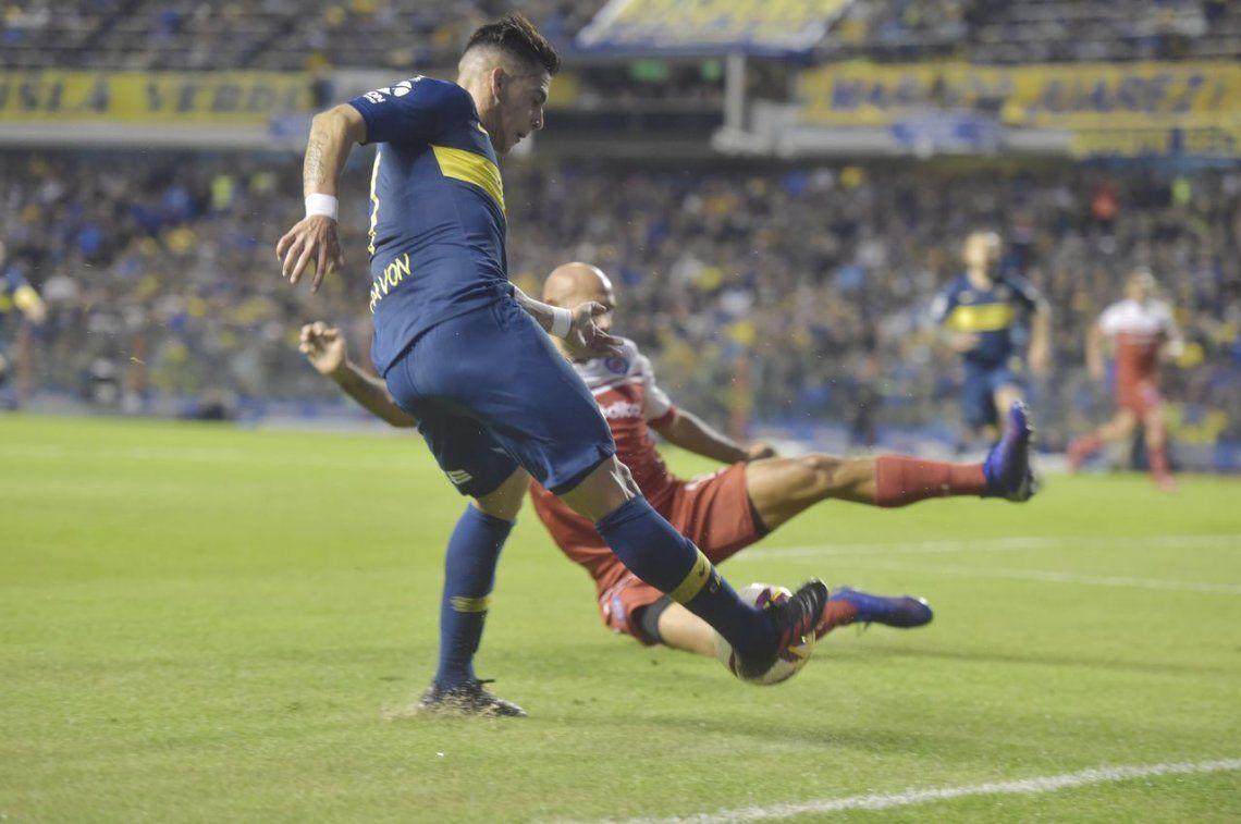 Las fotos de la victoria de Boca ante Argentinos en La Bombonera