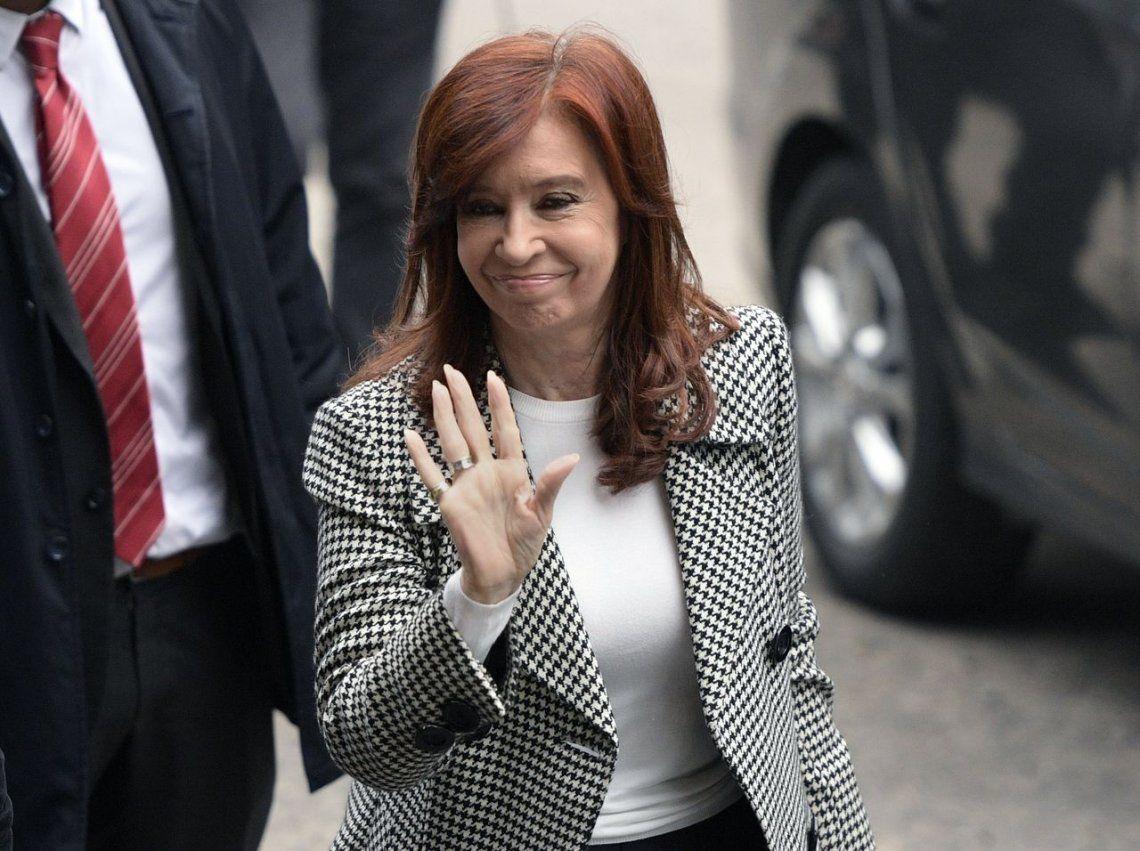 Sin Cristina, retomarán hoy el juicio en Comodoro Py