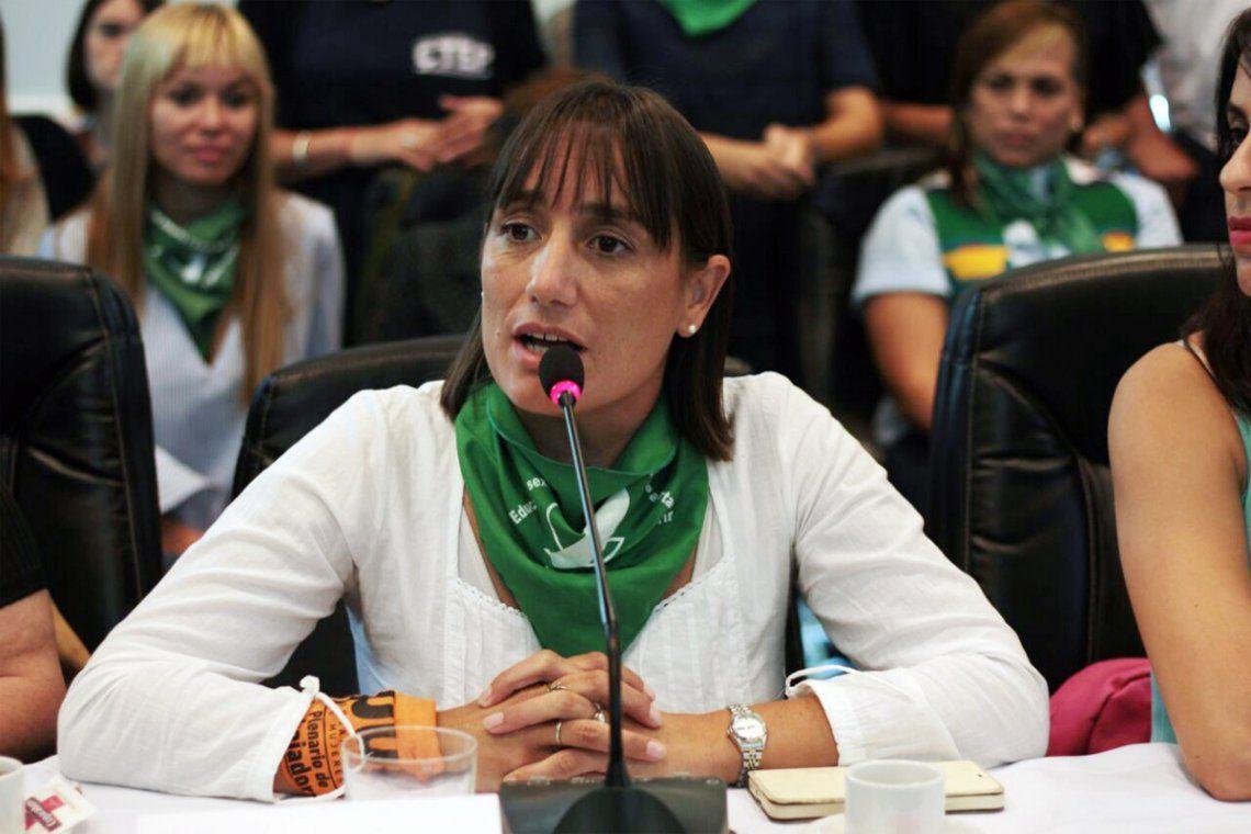 Coronavirus en Argentina: Romina Del Plá reclama una sesión especial inmediata para tratar urgencias por la pandemia
