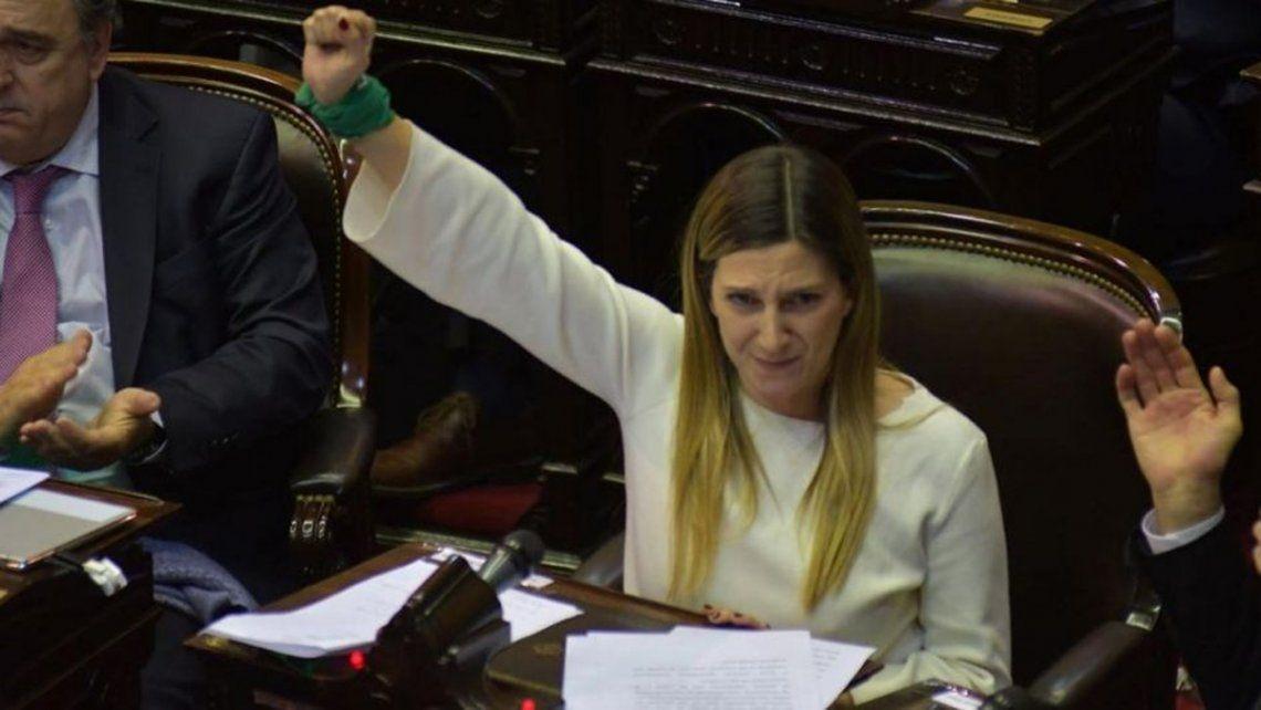 Lospennato salió al cruce de Aníbal Fernández tras sus polémicas declaraciones