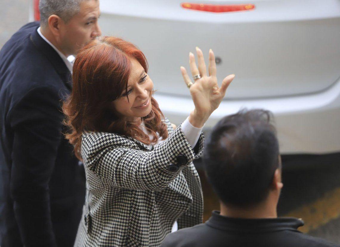 Comenzó la segunda audiencia contra Cristina Kirchner por la causa de Vialidad