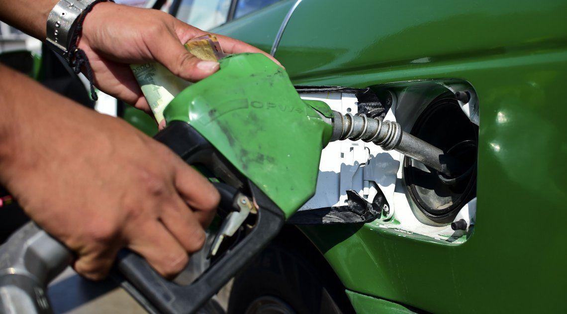 Los combustibles volverán a subir desde el próximo sábado.