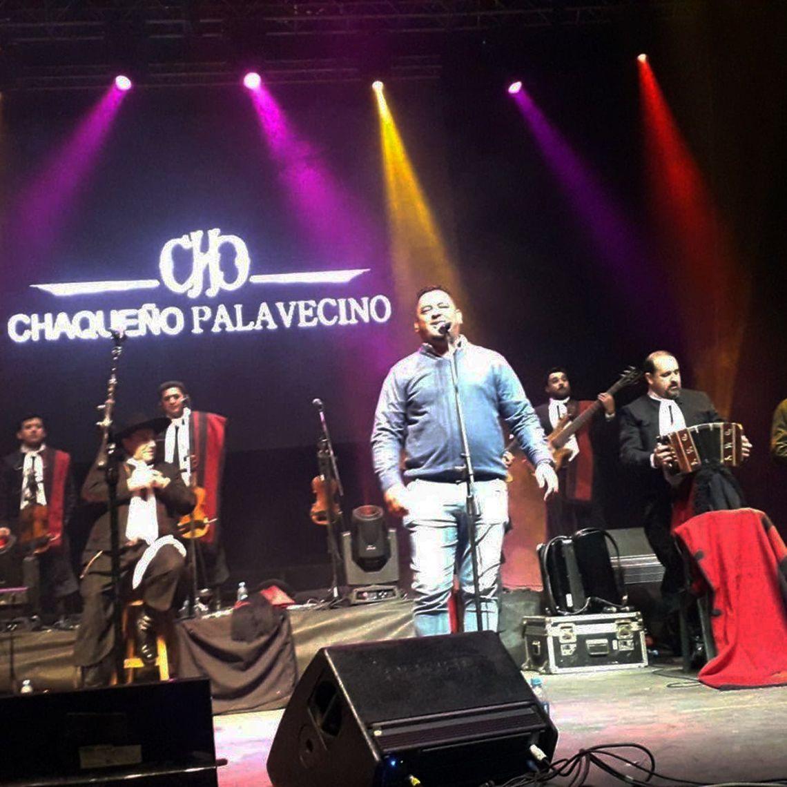 Video | Así fue el maltrato del Chaqueño Palavecino contra un músico