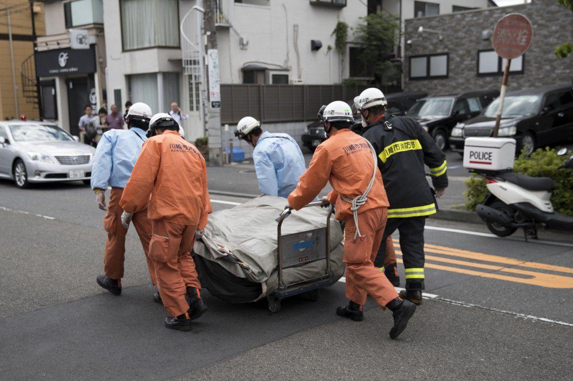 Japón: un hombre mató a una nena y a otra persona en plena calle