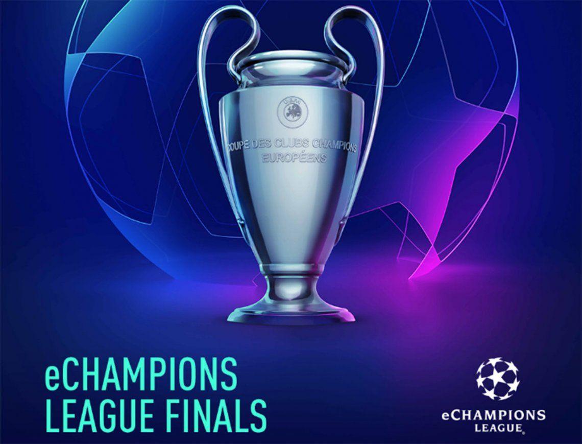 eChampions League: cuándo y dónde se disputará la final de la primera edición