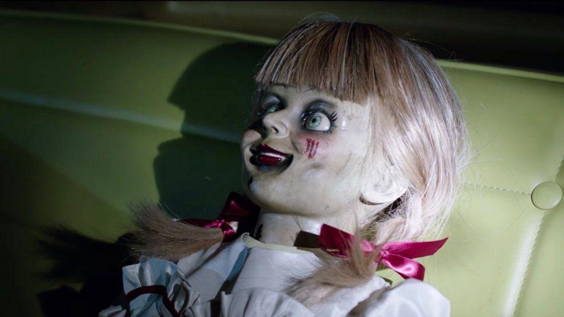 Annabelle 3: el trailer conecta directamente con El Conjuro