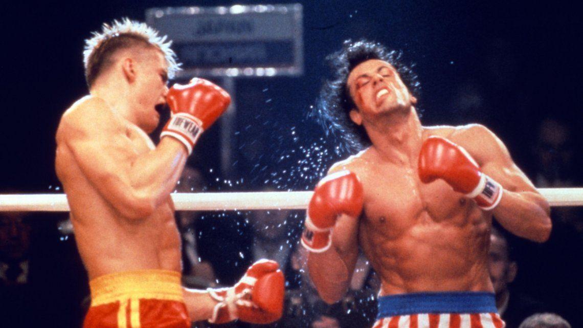 Sylvester Stallone contó que su vida corrió un serio peligro a manos de Ivan Drago en  Rocky IV