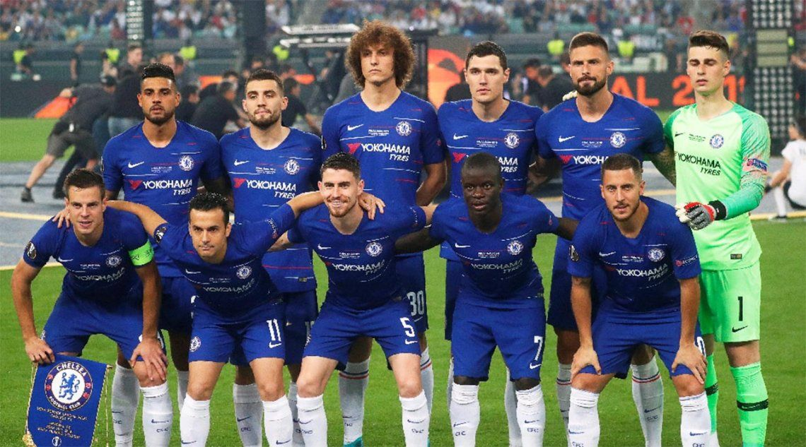UEFA Europa League: gracias a Eden Hazard y Olivier Giroud, Chelsea cantó We Are The Champions ante Arsenal
