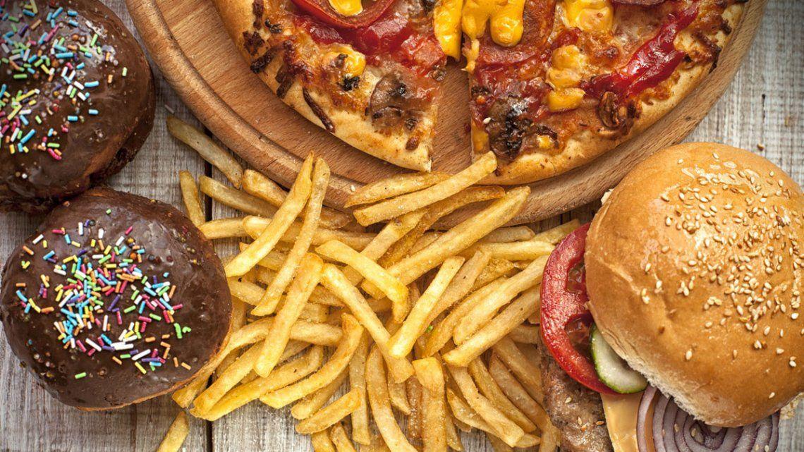 El consumo elevado de comida ultraprocesada aumenta el riesgo de muerte prematura