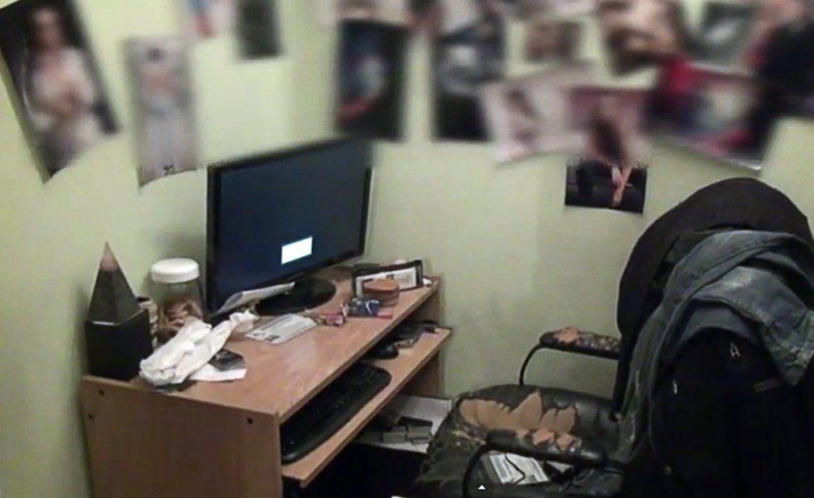 Lugar de trabajo de un pedófilo. La imagen es del archivo de este diario.