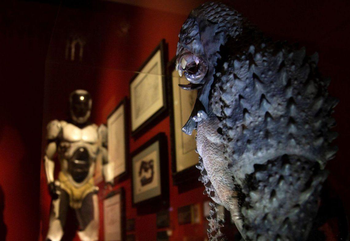 En casa con mis monstruos: la terrorífica muestra de Guillermo del Toro