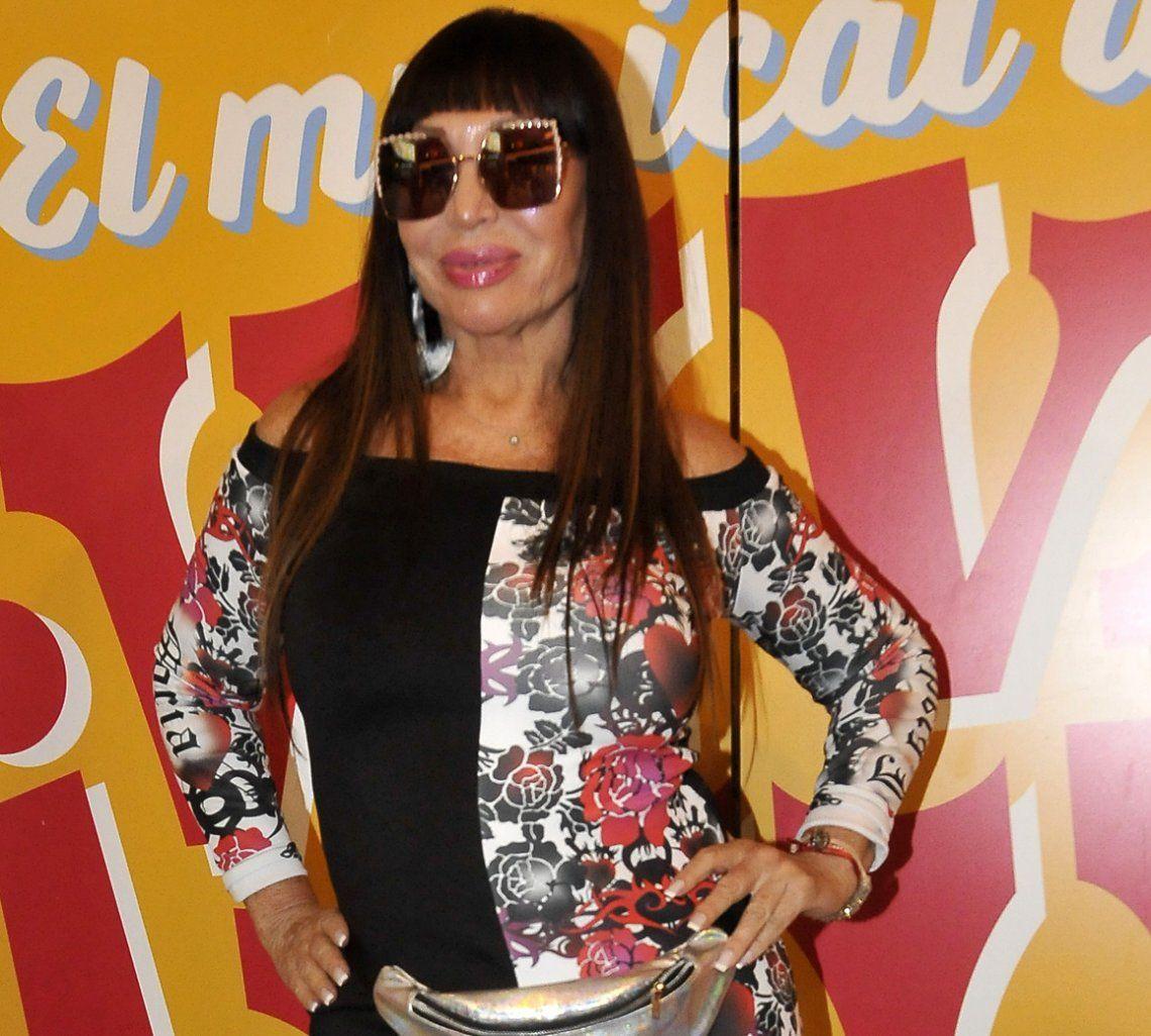 Carolina Papaleo: Moria Casán está de novia aunque lo niegue