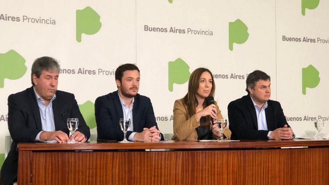 Vidal podría ser colectora de Alternativa Federal