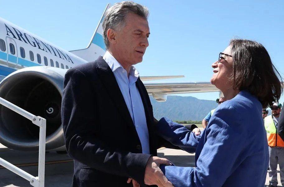 Macri inauguró una ruta y ratificó el rumbo económico