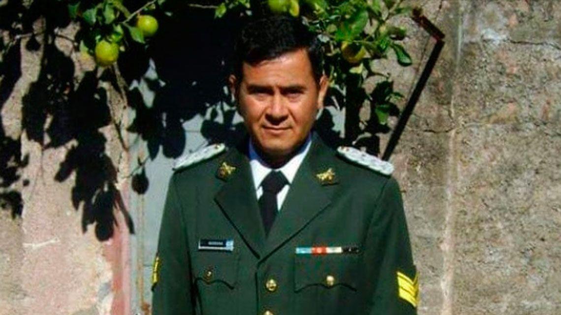 Moreno: matan a un gendarme para robarle el arma, el celular y la billetera