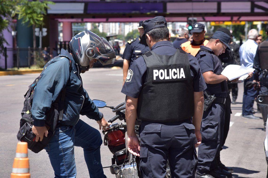Ritondo celebró que la provincia de Buenos Aires ya tiene una Ley para combatir el delito en moto