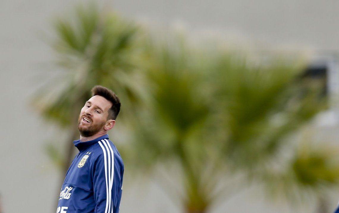 Lionel Messi explicó por qué no jugó en River: Fui a buscar el pase a Newells y me sacaron cagando