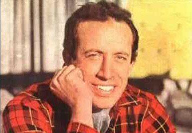 El cantante Roberto Yanés fue la voz romántica de los sesenta.